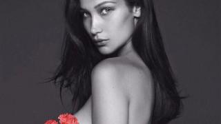 Free the nipple: Η γυμνή επανάσταση της Bella Hadid στη γαλλική Vogue