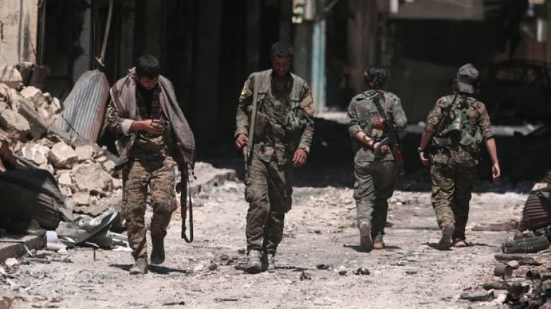 Γερμανία: Ξαναδίνει οπλισμό στους Κούρδους κατά του ISIS