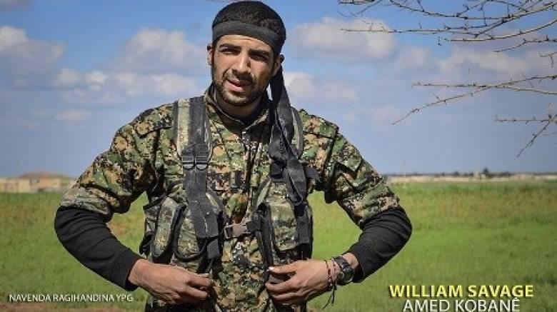 Συρία: Νεκρός Αμερικανός εθελοντής που πολεμούσε με τους Κούρδους στο Μάνμπιτζ