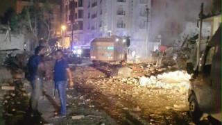 Τουρκία: Στόχος αστυνομικού τμήματος στην επαρχία Βαν αυτοκίνητο παγιδευμένο με εκρηκτικά