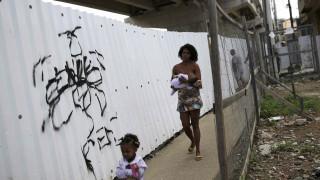 Ρίο: Διώχνουν με τη βία άστεγους από την Κοπακαμπάνα