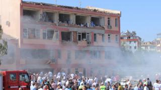 Νέα έκρηξη κοντά σε αστυνομικό τμήμα στην Τουρκία