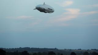 Airlander-10: Παρθενικό ταξίδι για τον γίγαντα των αιθέρων