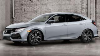Το αισθητά μεγαλύτερο νέο Honda Civic θα παρουσιαστεί στις αρχές του 2017