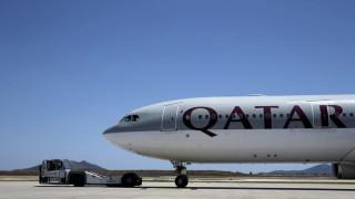 Αναγκαστική προσγείωση επιβατικού της Qatar Airways στο αεροδρόμιο Ατατούρκ