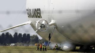 Airlander 10: Το καμάρι της αεροναυτικής άνοιξε τα «φτερά» του