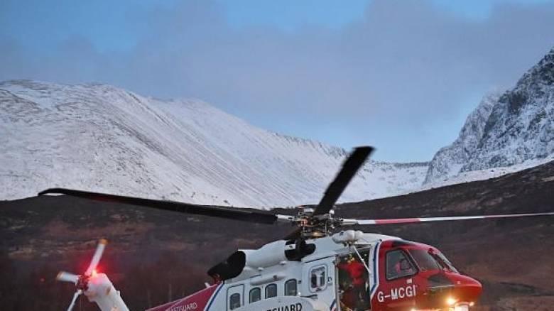 Ορειβάτες έχασαν τη ζωή τους από χιονοστιβάδα στο «Καταραμένο Βουνό»