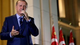Ερντογάν: στο ίδιο τσουβάλι, ISIS, PKK και Γκιουλενιστές...