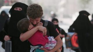 Η ΕΕ αξιώνει την «άμεση διακοπή» των μαχών στο Χαλέπι