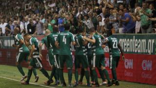 "Europa League: νίκη 3-0 του Παναθηναϊκού επί της Μπρόντμπι, ""βλέπει"" πλέον πρόκριση"