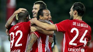 Europa League: ο Ολυμπιακός πήρε τη νίκη που ήθελε στην έδρα της Αρούκα