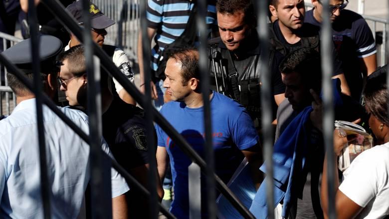 Στην επιτροπή ασύλου οι 8 Τούρκοι