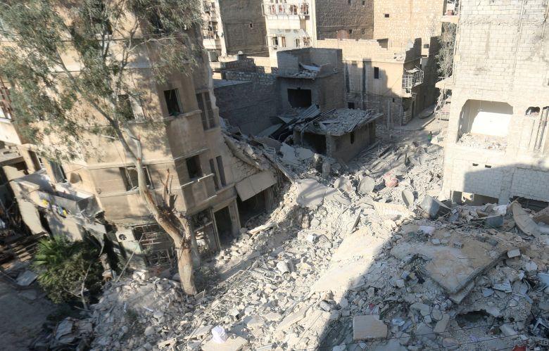 2016 08 18T171114Z 1652979953 S1AETWEKSWAA RTRMADP 3 MIDEAST CRISIS SYRIA ALEPPO BOY