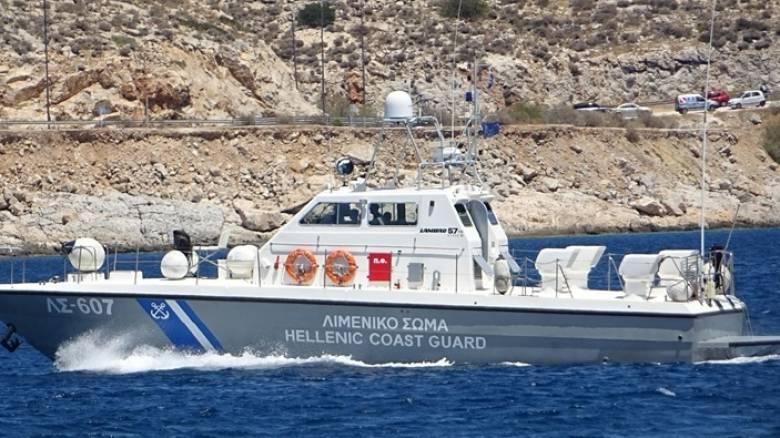 Βύθιση σκάφους στη Μύκονο - Σώοι οι επιβαίνοντες
