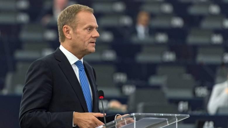 Ο Ντ. Τουσκ ταξιδεύει στην Ευρώπη για την μετά-Brexit εποχή