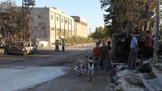 Συρία: Απομακρύνθηκαν άρρωστα παιδιά από την Μαντάγια