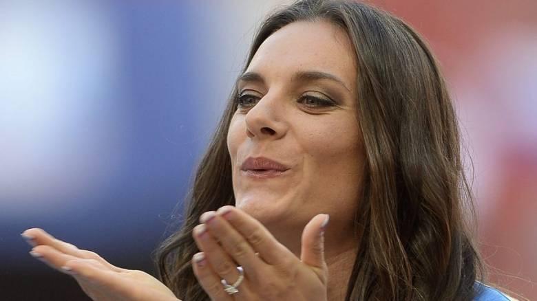 Γέλενα Ισινμπάγεβα: Τελευταίο άλμα και «πικρό» αντίο από την «τσαρίνα των αιθέρων»