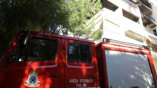 Μόνο υλικές ζημιές προκάλεσε η φωτιά σε κέντρο φιλοξενίας του ΟΛΘ