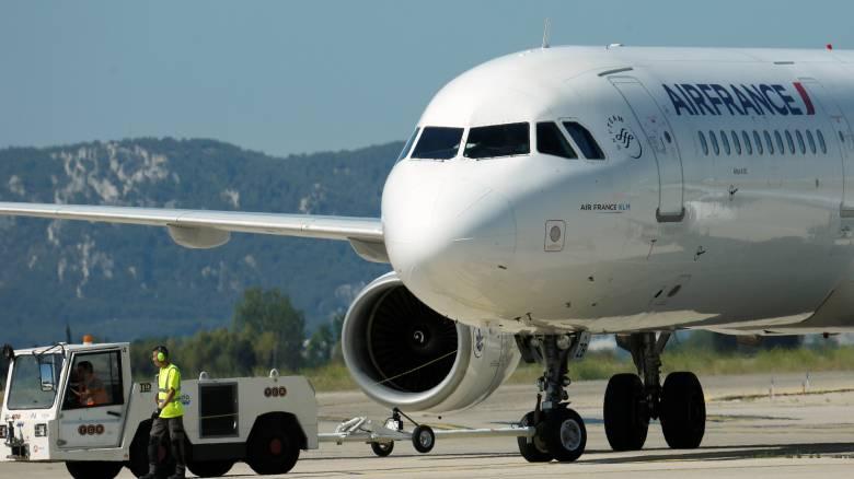 Αναγκαστική προσγείωση αεροσκάφους στο Ελ. Βενιζέλος
