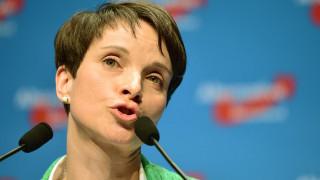 Γερμανία: Υπέρ της οπλοκατοχής η επικεφαλής του AfD