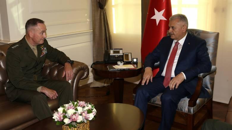 Γιλντιρίμ: Η Τουρκία θα αναλάβει πιο ενεργό ρόλο στη συριακή κρίση