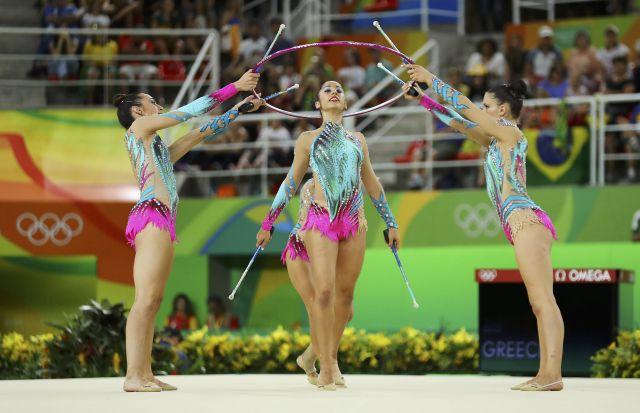 2016 08 20T162857Z 1874113855 RIOEC8K19S8AK RTRMADP 3 OLYMPICS RIO RGYMNASTICS W GROUP