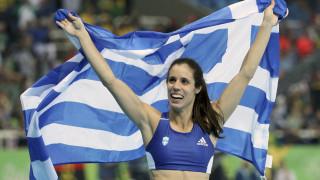 Ρίο 2016: η Χρυσή Ολυμπιονίκης Κατερίνα Στεφανίδη θα είναι η σημαιοφόρος στην τελετή λήξης