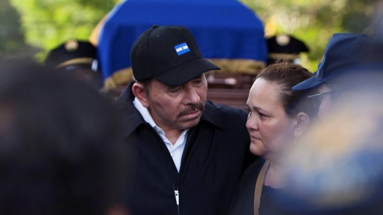 Φαβορί ο Ορτέγκα για νέα θητεία στην Προεδρία τη Νικαράγουα