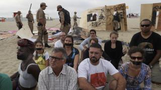 Ρίο: Η αστυνομία γκρέμισε φαβέλα διαμαρτυρίας