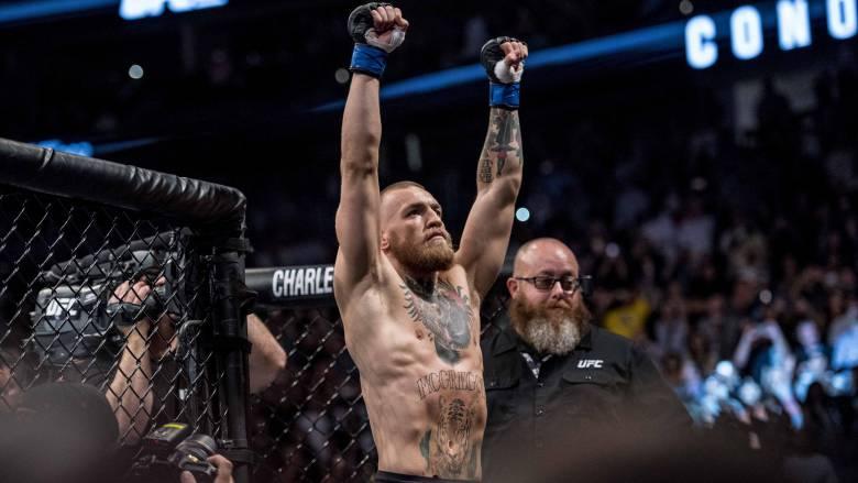 Ο Μακ Γκρέγκορ κέρδισε τον Ντίαζ στη κορυφαία μονομαχία στο UFC