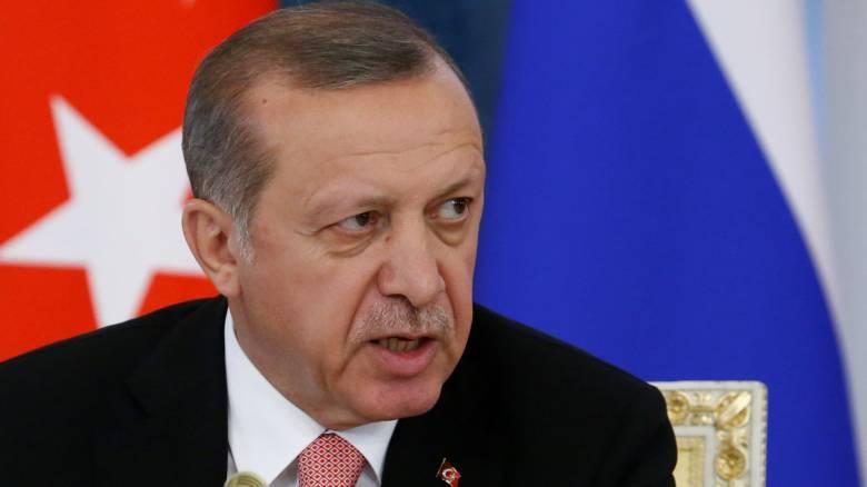 Ερντογάν: Παιδί 12 ετών ο βομβιστής του Γκαζίαντεπ