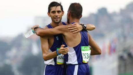 Ρίο 2016: με μαραθώνιο και ορεινή ποδηλασία ολοκλήρωσαν οι Έλληνες αθλητές
