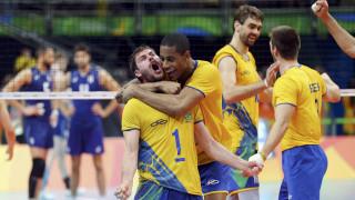 Ρίο 2016: θρίαμβος της Βραζιλίας στον τελικό βόλεϊ με την Ιταλία, νίκη 3-0 και Χρυσό μετάλλιο
