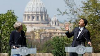 Στόχος της αυριανής συνάντησης Ρέντσι–Μέρκελ–Ολάντ η επανεκκίνηση της Ευρώπης μετά το Brexit