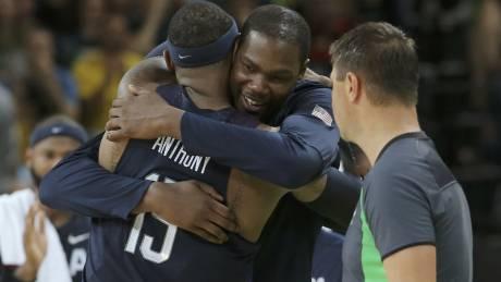 Ρίο 2016: παράσταση για ένα ρόλο ο τελικός ΗΠΑ-Σερβία και Χρυσό για τους Αμερικανούς στο μπάσκετ