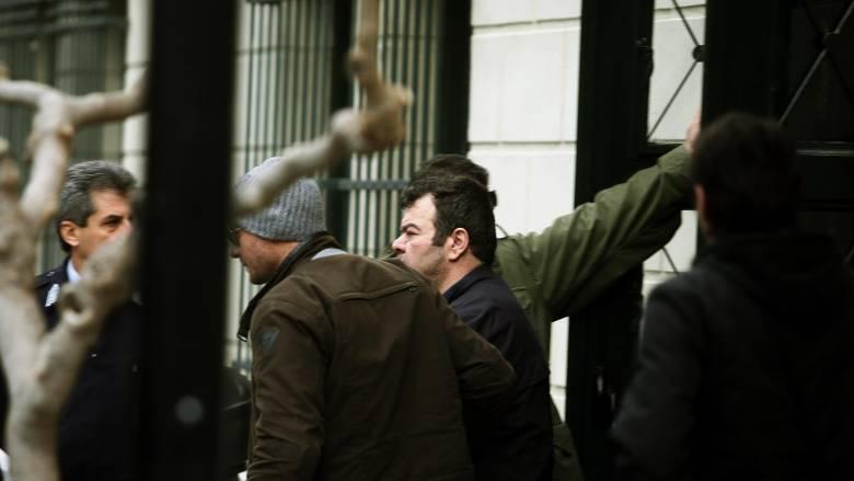 Αποφυλακίστηκε ο βαρυποινίτης Βασίλης Στεφανάκος