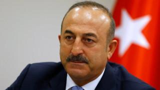 Τσαβούσογλου: Η μεθόριος με τη Συρία πρέπει να «καθαρίσει» από το Ισλαμικό Κράτος