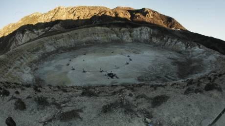 Νίσυρος: Ένα ενεργό ηφαίστειο στην καρδιά της Ελλάδας (pics)