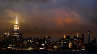 Συννεφιασμένη Νέα Υόρκη