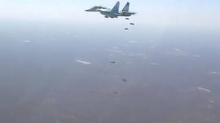 Συρία: Σταματούν προσωρινά οι ρωσικές επιδρομές από το Ιράν
