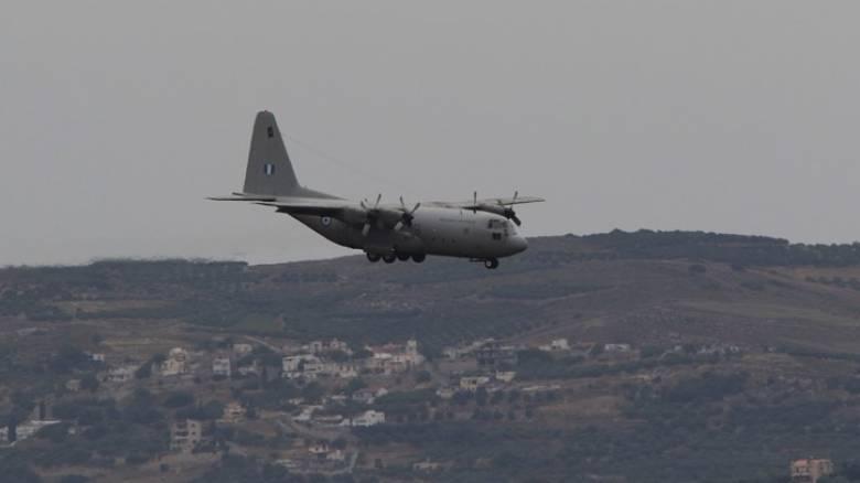 Πολεμική Αεροπορία και Αεροπορία Στρατού συνδράμουν το ΕΚΑΒ
