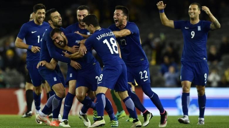 Οι πρώτες κλήσεις για την εθνική ομάδα ποδοσφαίρου από τον Σκίμπε
