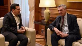 Π. Παυλόπουλο & Α. Τσίπρα συναντά ο Υπ. Αρμοστής ΟΗΕ για πρόσφυγες