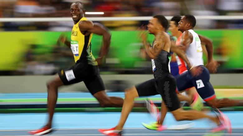 Ρίο 2016: το πρακτορείο Reuters επέλεξε μερικές από τις καλύτερες φωτο των Αγώνων