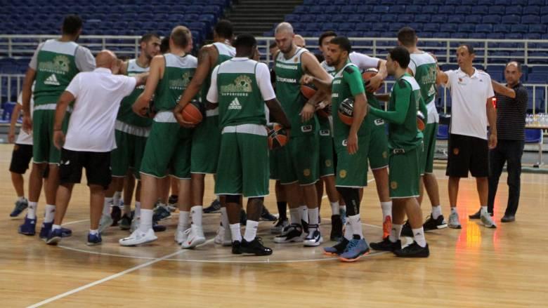 Α1 μπάσκετ: άρχισε προπονήσεις στο Καρπενήσι ο ΠΑΟ, εργομετρικά πέρασαν οι ερυθρόλευκοι