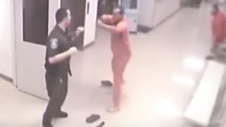 Κρατούμενος φυλακής σώζει φύλακα από επίθεση άλλου κρατουμένου (vid)