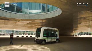 Στους δρόμους του Ελσίνκι τα λεωφορεία χωρίς οδηγό