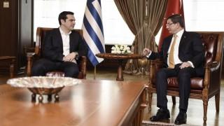 Επιστολή  Νταβούτογλου σε Τσίπρα - Αναζητεί στήριξη στη Δύση