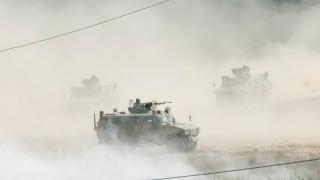 Τουρκία: Βομβιστική επίθεση σε στρατιωτικό όχημα