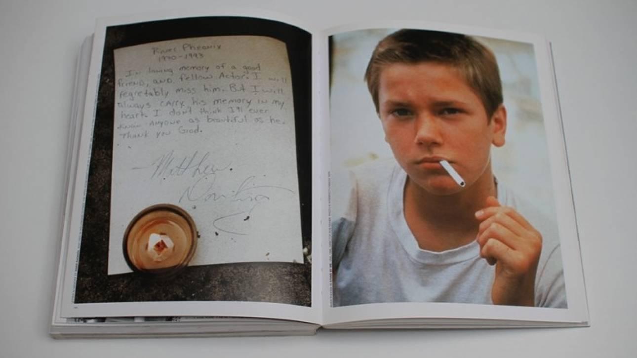 Ρίβερ Φίνιξ: η τραγική ιστορία του Τζέιμς Ντιν των 90s ακόμη στοιχειώνει το Χόλιγουντ